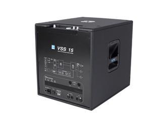 KME Versio SD3, 2 x VLX 8 + 1 x VSS 15 Subwoofer,  1.750 Watt