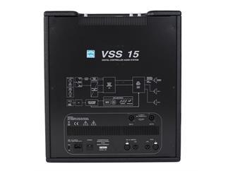 "KME Versio VSS 15, 15"" Subwoofer aktiv"