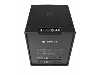 KME Versio SD7, 2 x VL 750 Topteile + 2 x VSS 18 Subwoofer + 2x VB 18 Subwoofer