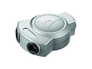 Audio Adapter (Lichtwellenleiterzubehör), Toslinkkupplung > 2 x Toslinkkupplung
