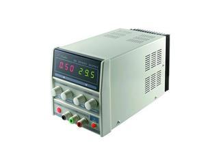 stabilisiertes Labornetzgerät, bis zu 3 Ampere mit LED Display