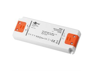 Goobay LED-Trafo DC-Betrieb 24 Volt 0,5 - 30 Watt