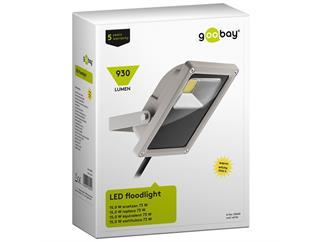 LED Outdoor Flutlichtstrahler 15W Warm-Weiß IP65