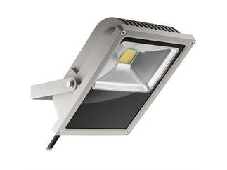 LED Outdoor Flutlichtstrahler 50W Kalt-Weiß IP65