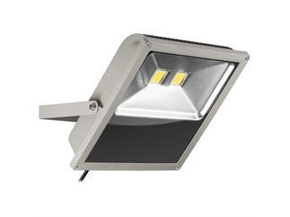 LED Outdoor Flutlichtstrahler 100W Kalt-Weiß IP65