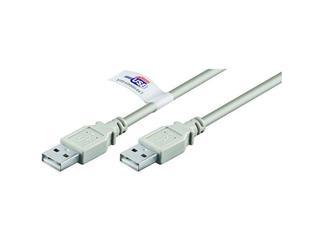USB 2.0 Kabel Polybag, A Stecker > A Stecker