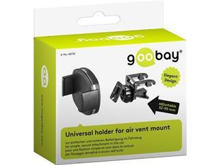 goobay Universalhalter für den Lüftungsschacht