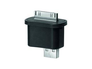 Adapter für Apple iPod, iPhone, passend für die Universale Ladestation (4+2 Ports)