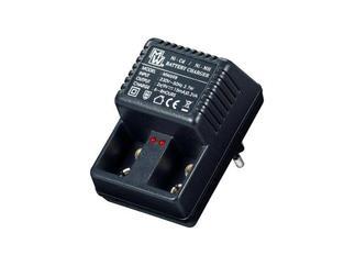 9V Steckerladegerät Ni-Cd/Ni-Mh, für 1 bis 2 9V-Blöcke