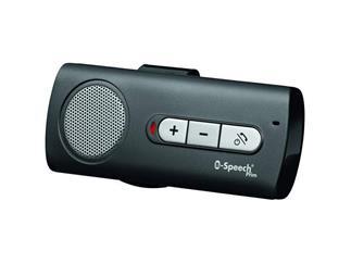 Bluetooth Freisprecheinrichtung easy (Prim), Der Einsteiger mit Multiconnecting (schwarz)