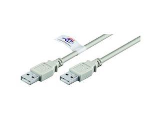 USB 2.0 Kabel lose Ware, A Stecker > A Stecker