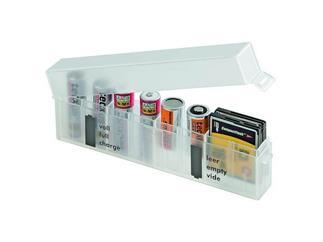 Batteriebox für max. 8 Zellen AA/AAA