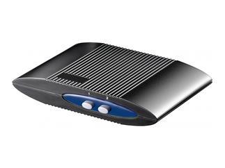 Manuelle HDMI Umschaltbox 2 IN / 1OUT, schwarz (Blister Ware)