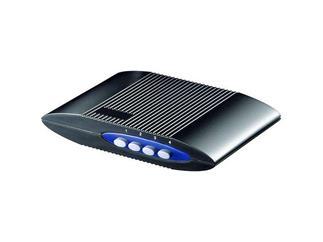 Manuelle HDMI Umschaltbox 4 IN / 1OUT, schwarz