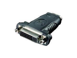 HDMI/DVI-D Adapter lose Ware, 19-pol. HDMI-Buchse > DVI (24+5) Buchse