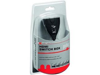 Automatische HDMI Umschaltbox, 2 IN / 1 OUT