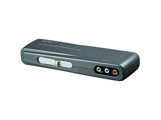 Audio-Video-Umschaltbox lose Ware, 4 Eingänge - 1 Ausgang