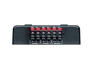 Lautsprecher-Umschaltbox, bis zu 2 Lautsprecherpaaren
