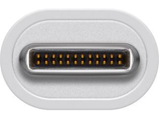 Goobay USB-C™-Adapter HDMI, weiß