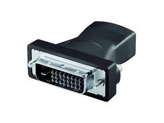 HDMI/DVI-D Adapter lose Ware, 19-pol. HDMI-Buchse>DVI-D (24+1) Stecker