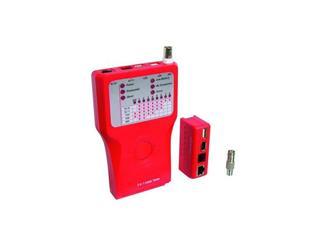 CAT, USB, IEEE1394, BNC Leitungstester, Netzwerktester für RJ11, 12, 45