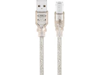 USB 2.0 Kabel Blister, A Stecker > B Stecker