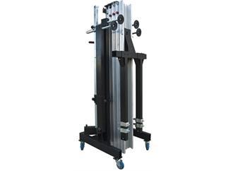 WORK WT 700 Line Array Lift - schwarz 500kg bis zu 6,2m Höhe