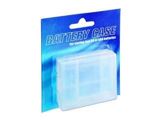 Batteriebox für max. 4 Zellen AA/AAA