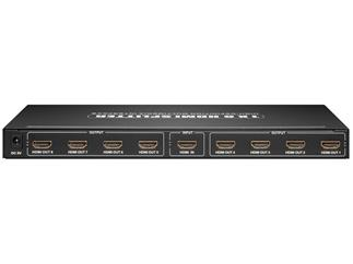 goobay Ultra HDMI Splitter 1 x 8