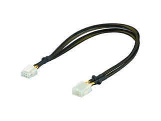 Internes Stromkabel Lose Ware, PCI Express 8 pin Verlängerung