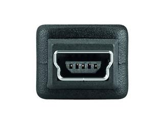 USB-Adapter, Micro B Stecker > Mini B Buchse