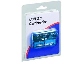 Externes Kartenlesegerät, USB 2.0