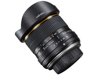 Walimex pro 8/3,5 Fisheye I APS-C Nikon F