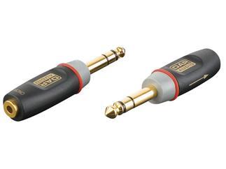 Xcaliber 6,3mm Stereo Klinkenstecker -> 3,5mm Mono Klinkenbuchse
