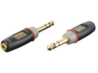 Xcaliber Stereo 6,3 Klinkenstecker auf Stereo 3,5mm Klinkenbuchse