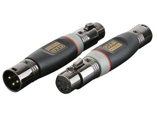 DMX Adapter 5pol. XLR Female / 3pol XLR Male