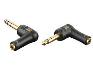 3p.Jack M / 3p.miniJack F (90° adapter)