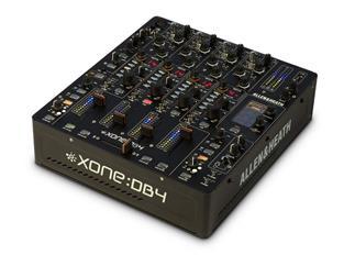 Allen&Heath XONE:DB4, QuadCore DJ Mixer