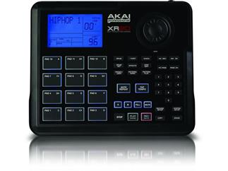 Akai XR 20 Beat Machine, über 700 Hip Hop, R´n´B Samples, Effekte