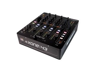 Allen & Heath XONE:43 analoger 4-Kanal Mixer
