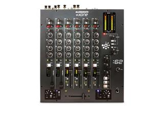 Allen & Heath XONE2:62, 6 in 2 Club & DJ Mixer