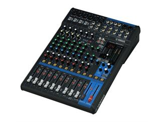 YAMAHA MG 12XU, 12 Kanal Mischpult mit FX & USB