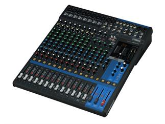 YAMAHA MG 16XU, 16 Kanal Mischpult mit FX & USB