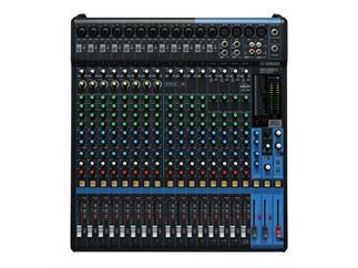 YAMAHA MG 20XU, 20 Kanal Mischpult mit FX & USB, B-Ware mit voller Garantie