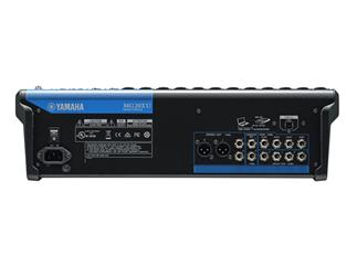 YAMAHA MG 20XU, 20 Kanal Mischpult mit FX & USB,