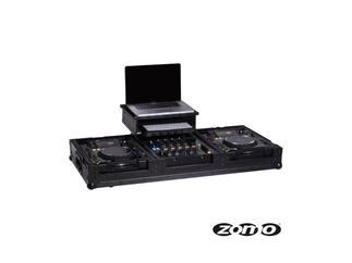 Zomo P-2000/12 + NSE Flightcase für 2x CDJ-2000, 900, 800 & DJM-800