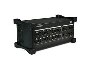 Allen&Heath DX 168 Stagebox mit96 Khz Sampelrate mit Pulten der SQ-Serie