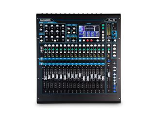 Allen & Heath Qu-16 digitales Mischpult 16i 12o