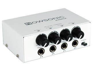 Nowsonic Ampix 4 Kanal Kopfhörerverteiler