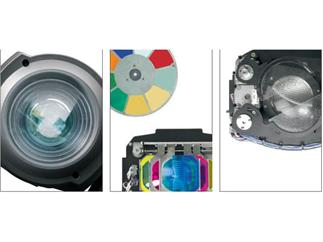 Clay Paky - Alpha Wash 300 - EVG inkl. PH MSR 300
